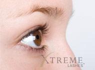 Xtreme Lashes -ripsienpidennykset, klassiset pidennykset, perinteiset ripsienpidennykset, jälkeen