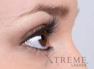 Xtreme Lashes -ripsienpidennykset, klassiset pidennykset, perinteiset ripsienpidennykset, ennen